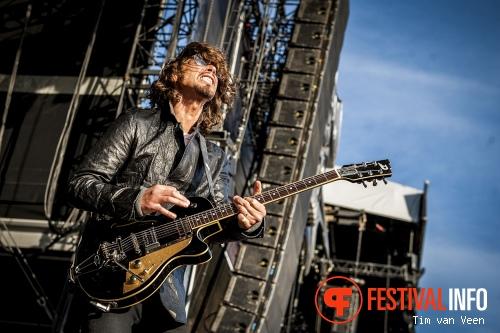 Soundgarden op Graspop Metal Meeting 2014 dag 3 foto
