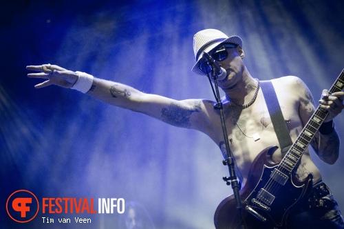 Tiamat op Graspop Metal Meeting 2014 dag 3 foto