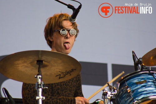 Foto Orange Skyline op Parkpop 2014