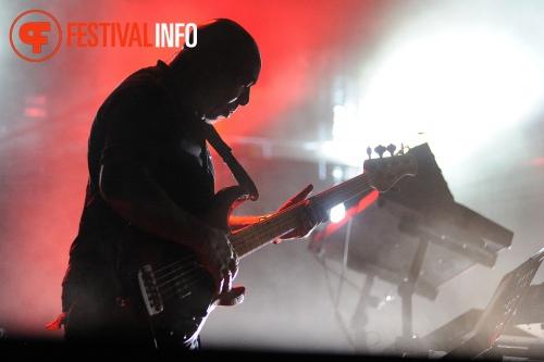 Foto Massive Attack op Pitch 2014