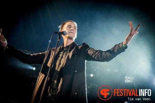 Thomas Azier op Festival deBeschaving 2014 foto