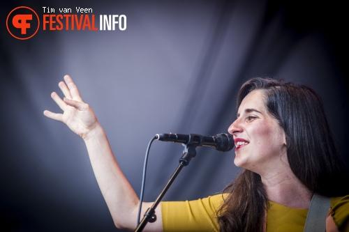 Eefje de Visser op Festival deBeschaving 2014 foto