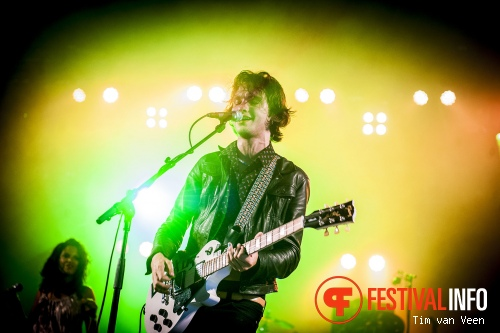 Jett Rebel op Festival deBeschaving 2014 foto