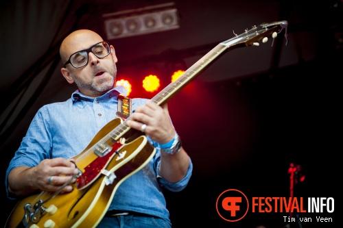 Foto Marble Sounds op Festival deBeschaving 2014