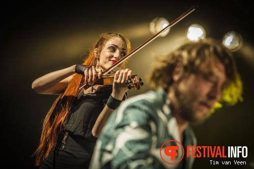 Foto Blaudzun op Festival deBeschaving 2014