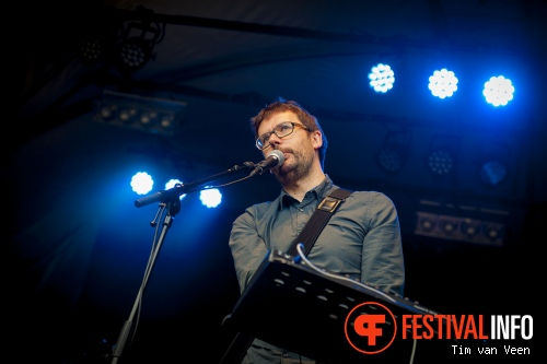 Foto Marble Sounds op Festival deBeschaving 2014