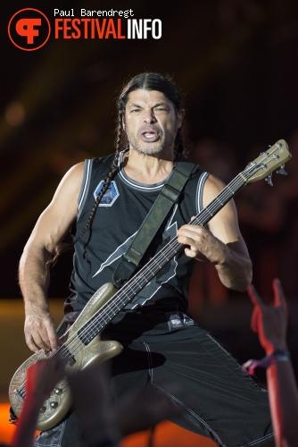 Foto Metallica op Rock Werchter 2014 - dag 1
