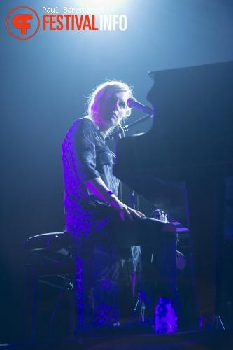Foto Agnes Obel op Rock Werchter 2014 - dag 3