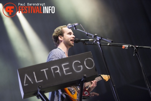 Foto Altrego op Rock Werchter 2014 - dag 3