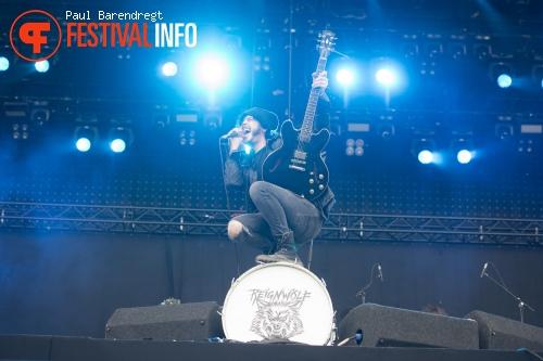 Foto Reignwolf op Rock Werchter 2014 - dag 4