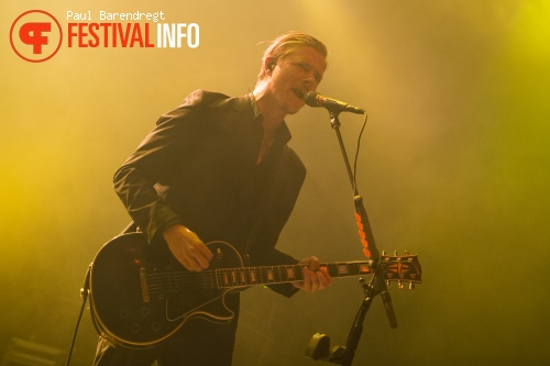 Interpol op Rock Werchter 2014 - dag 4 foto