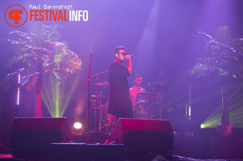 Foto Oscar And The Wolf op Rock Werchter 2014 - dag 4