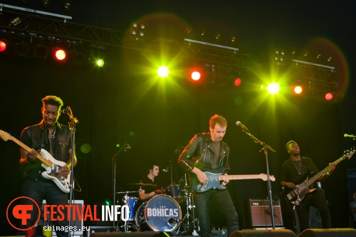 The Bohicas op Metropolis Festival 2014 foto