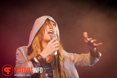 Foto Elliphant op Metropolis Festival 2014