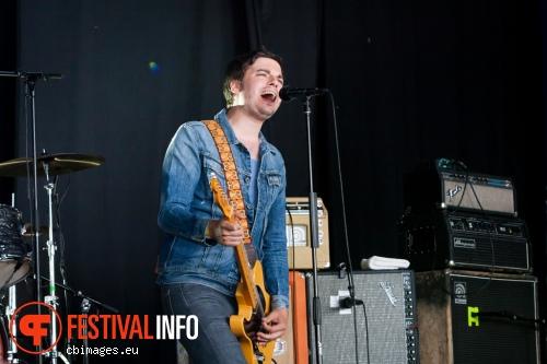 The Sore Losers op Metropolis Festival 2014 foto