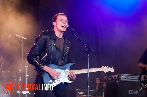 Foto The Bohicas op Metropolis Festival 2014