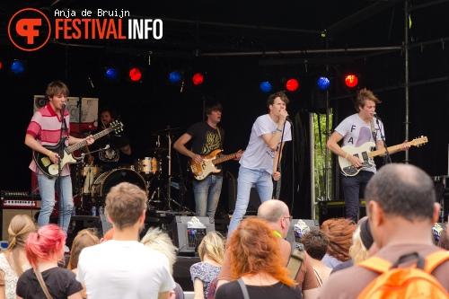 Afterpartees op Metropolis Festival 2014 foto