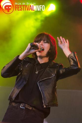 Foto The Jezabels op Metropolis Festival 2014