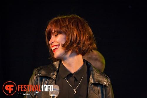 The Jezabels op Metropolis Festival 2014 foto