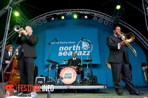 Preservation Hall Jazz Band op North Sea Jazz 2014 - dag 1 foto