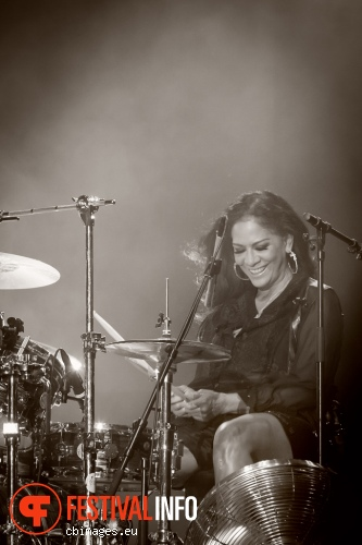 Sheila E. op North Sea Jazz 2014 - dag 1 foto