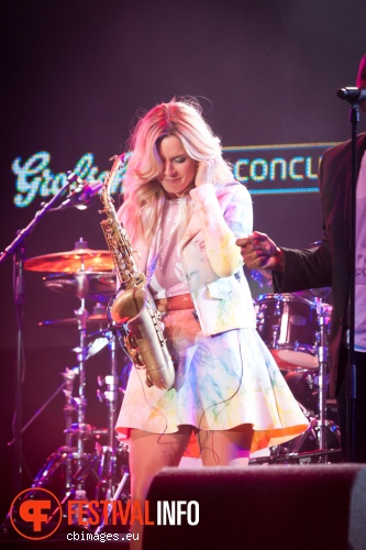 Candy Dulfer op North Sea Jazz 2014 - dag 1 foto