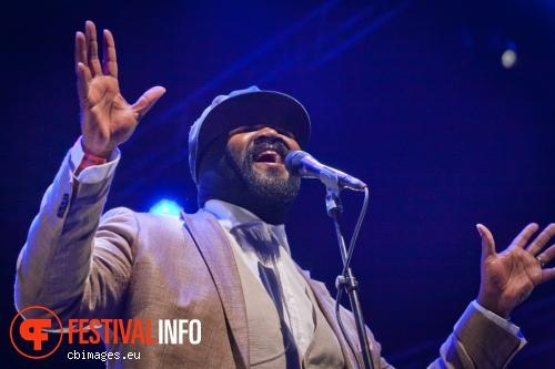 Gregory Porter op North Sea Jazz 2014 - dag 1 foto