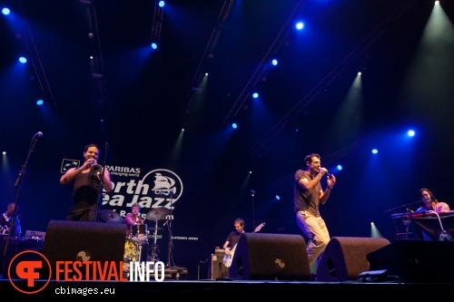 Foto The Cat Empire op North Sea Jazz 2014 - dag 2