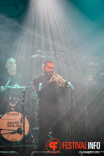 Ibrahim Maalouf op North Sea Jazz 2014 - dag 2 foto