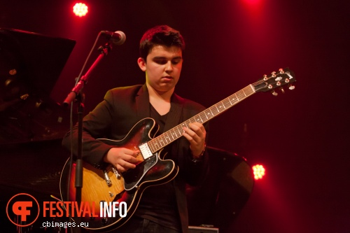Foto Nikki Yanofsky op North Sea Jazz 2014 - dag 2