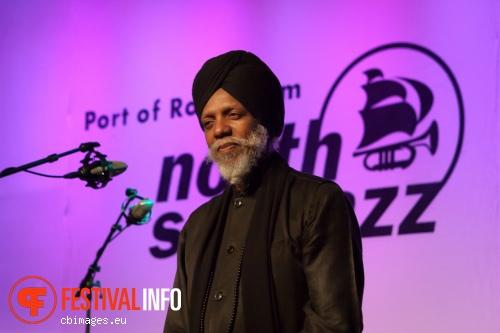 Dr. Lonnie Smith op North Sea Jazz 2014 - dag 2 foto