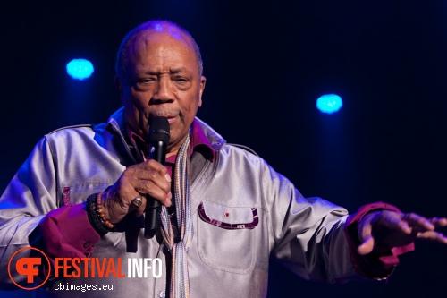 Quincy Jones op North Sea Jazz 2014 - dag 2 foto