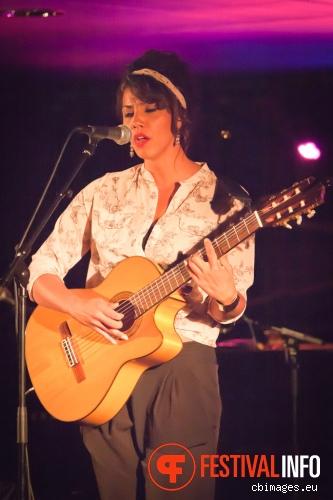 Foto Chloe Charles op North Sea Jazz 2014 - dag 2