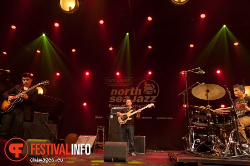 Foto Nikki Yanofsky op North Sea Jazz 2014 - dag 2