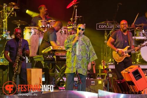 Stevie Wonder op North Sea Jazz 2014 - dag 2 foto