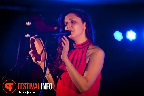 Simin Tander op North Sea Jazz 2014 - dag 2 foto