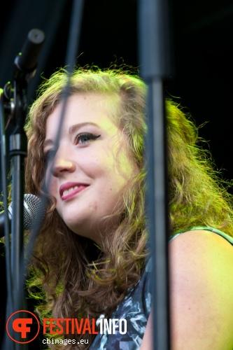 Judy Blank op North Sea Jazz 2014 - dag 2 foto