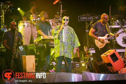 Foto Stevie Wonder op North Sea Jazz 2014 - dag 2