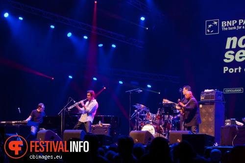 Jeff Lorber op North Sea Jazz 2014 - dag 2 foto
