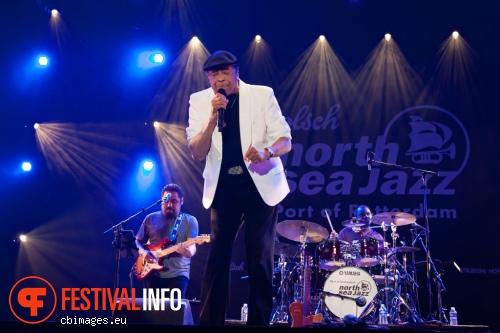 Al Jarreau op North Sea Jazz 2014 - dag 2 foto