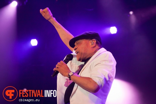 Foto Al Jarreau op North Sea Jazz 2014 - dag 2