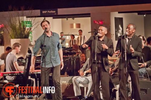 Bo Saris op North Sea Jazz 2014 - dag 3 foto