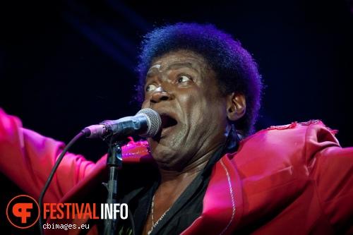 Charles Bradley & His Extraordinaires op North Sea Jazz 2014 - dag 3 foto