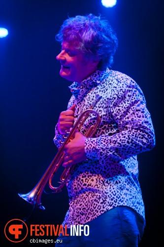 Foto Eric Vloeimans op North Sea Jazz 2014 - dag 3