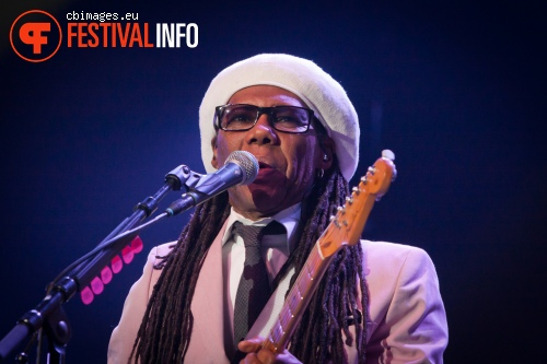 Nile Rodgers & Chic op North Sea Jazz 2014 - dag 3 foto