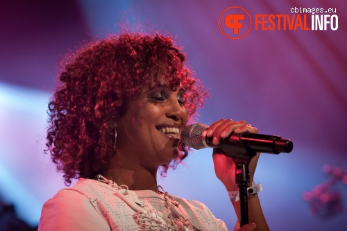 Foto Neneh Cherry op North Sea Jazz 2014 - dag 3
