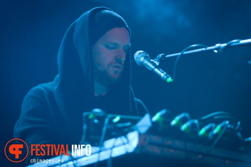 Foto SOHN op North Sea Jazz 2014 - dag 3