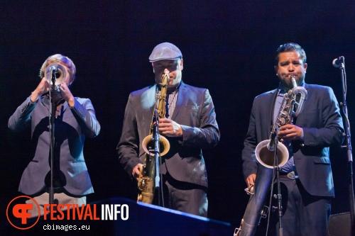 Foto Sharon Jones & The Dap-Kings op North Sea Jazz 2014 - dag 3