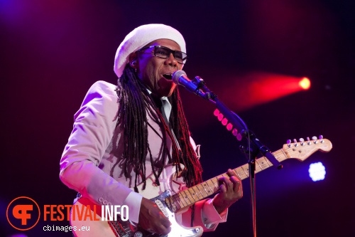 Foto Nile Rodgers & Chic op North Sea Jazz 2014 - dag 3