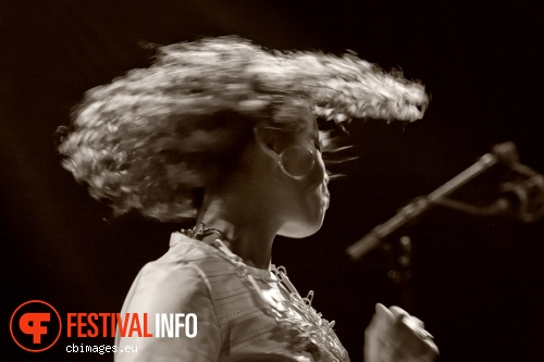 Foto Neneh Cherry op North Sea Jazz 2014 - dag 3